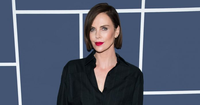 Charlize Theron's Latest Hair Makeover Is An Iconic '90s Throwback
