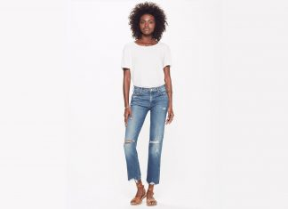 Boyfriend Jeans Still Hold A Big Place In Our Hearts — & Our Closets