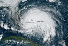 Hurricane Dorian: Grand Bahama Island was flooded with 20 feet of water