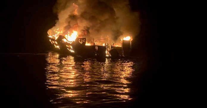 Vox Sentences: Fire in the water