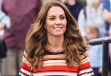 Kate Middleton Got A Hair Makeover For Charlotte's First Day Of School