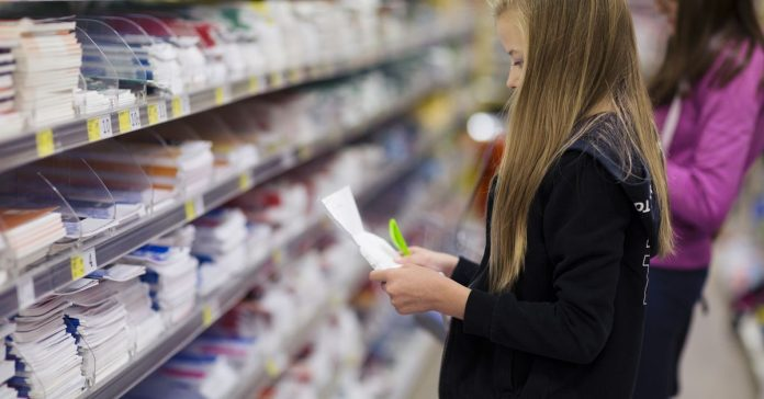 Back-to-school shopping has gotten easier — but at whose expense?