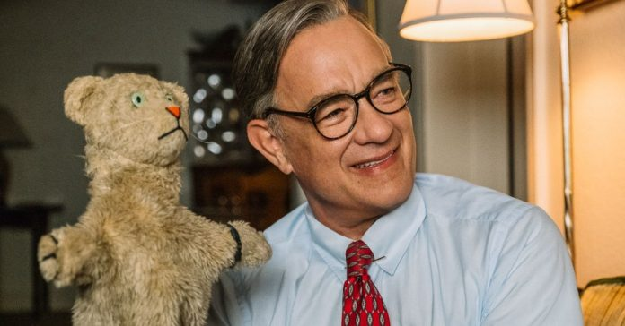 A Beautiful Day in the Neighborhood is not a Mister Rogers biopic. It's weirder, and better.