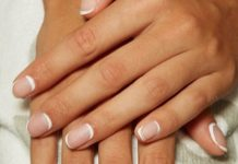 The French Manicure Is Back, According To NYC's Fashion Girls