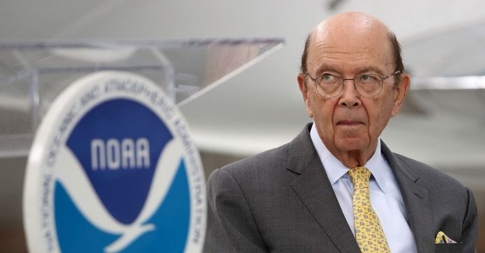 Wilbur Ross's threat to fire NOAA officials over a tweet turns Sharpiegate into a real scandal