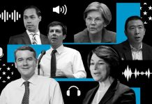 Here's how to listen to every Vox podcast interview with a 2020 Democratic candidate