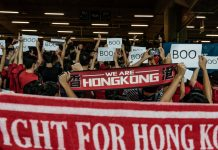 "Hong Kong's protesters created their own ""national anthem"""