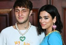 Enough About Gigi Hadid & Tyler Cameron — Let's Talk About Dua Lipa & Anwar Hadid's PDA