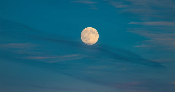 This Friday The 13th Brings Us A Full Harvest Moon In Pisces