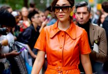 These Street Style Color Trends Are Setting The Tone For Fall