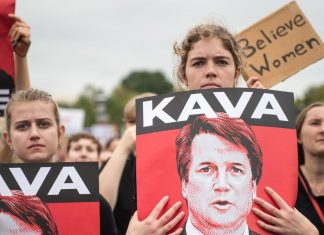 A year after his confirmation hearing, Brett Kavanaugh faces a new sexual misconduct allegation