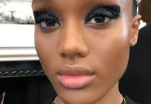 The Beauty At London Fashion Week Is Anything But Boring This Year