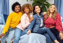 Magic Jeans That Fit You & All Your Friends Flawlessly? Here's Where To Get Them
