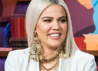 "Khloé Kardashian Just Debuted ""Cloud Blonde"" Hair For Fall"