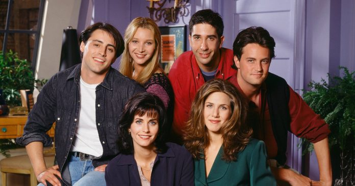 This Is What Everyone On Friends Did For A Living