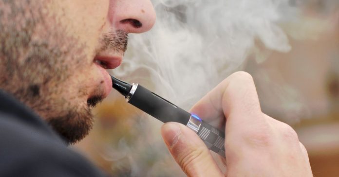 Vaping appears to be making hundreds of people sick. Doctors have no idea why.