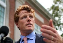 Joe Kennedy is officially going after Ed Markey's Senate seat