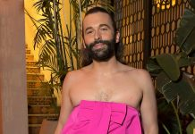 Jonathan Van Ness Is Ready To Talk About Being HIV-Positive