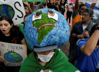 The United Nations is trying to pressure the world into faster action on climate change