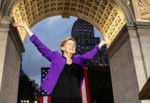 Poll: Elizabeth Warren now leads the Democratic primary field in Iowa