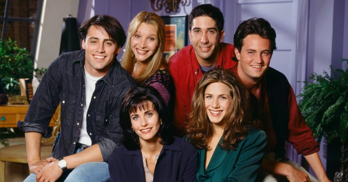 25 Things Not Even Diehard  Friends Fans Would Know