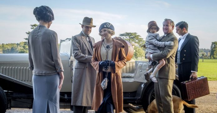 The Downton Abbey movie is all about the existential horrors of wealth