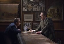 Mobsters, Teamsters, history, guilt, and salvation: Martin Scorsese's terrific The Irishman