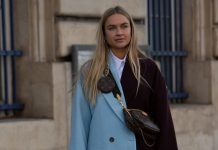 This Is The Hottest Coat For Fall, According To Paris Street Style Stars