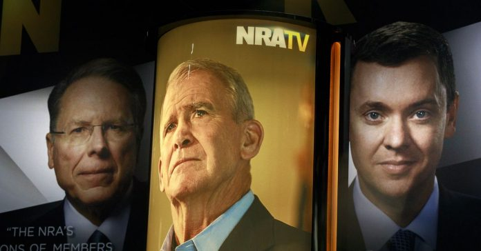 A new Senate report is the latest threat to NRA's tax-exempt status — and maybe its survival