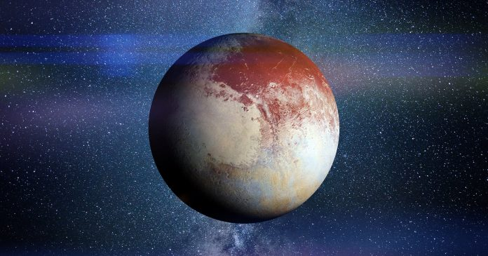 Pluto Retrograde Is Ending, So It's Time To Demand The World