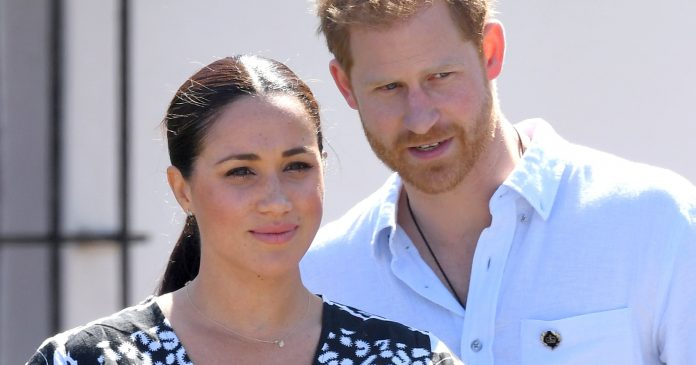 In A Passionate Open Letter, Prince Harry Says He's Suing Tabloid Attacking Meghan Markle