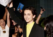 Why Timothée Chalamet Brought Bagels To The King Red Carpet