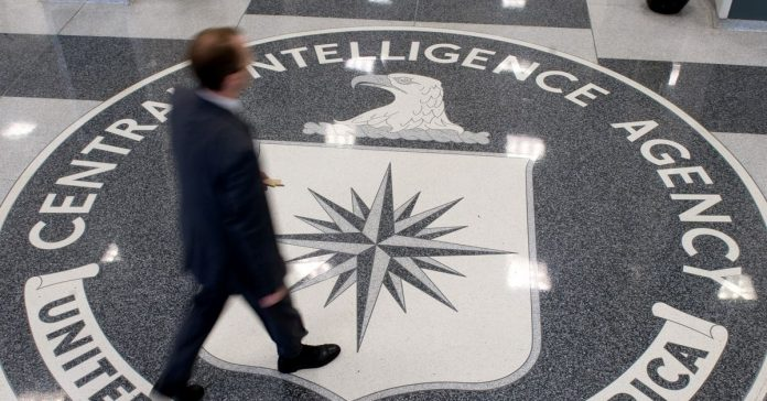 A Trump appointee at the CIA urged the Justice Department to investigate Trump on Ukraine