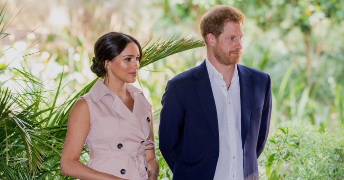 Prince Harry & Meghan Markle Are Suing Tabloids Over Alleged Phone Hacking