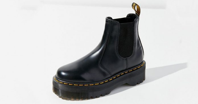 15 New Black Boots To Help You Dip Your Toes Into Fall