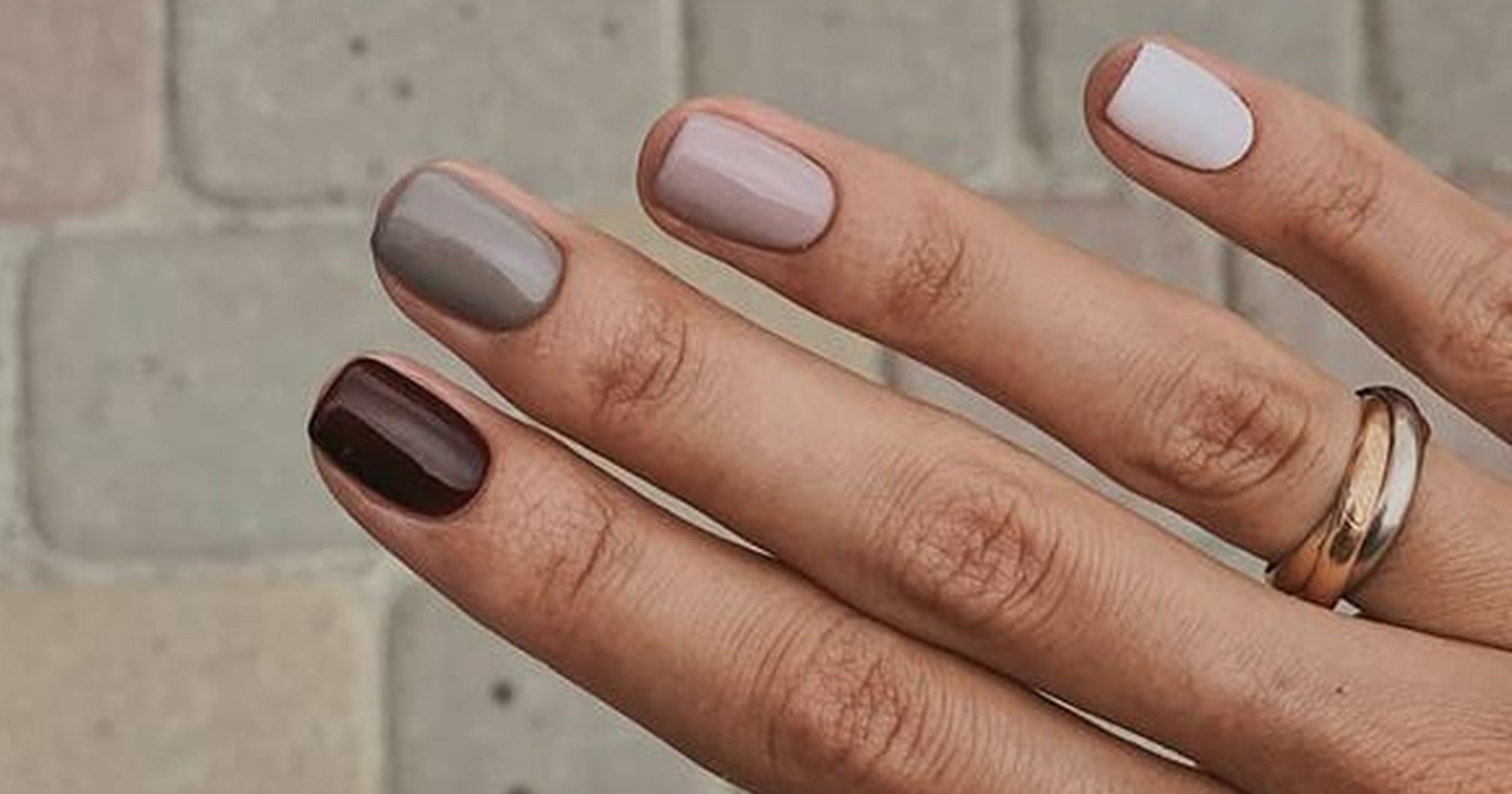 The 7 Nail Colors That Are Trending For Fall - MIllennial ...