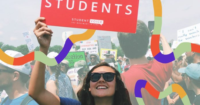 I #MarchForSisterhood Because I Want  Equal Education For All
