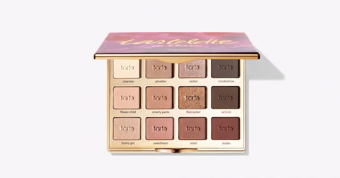 Every Tarte Palette Is On Sale For Today Only