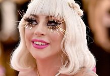 How To Copy Lady Gaga's Campy Makeup From The Met Gala For Halloween