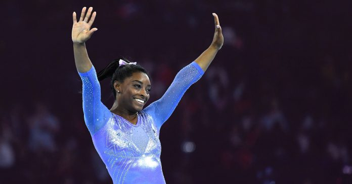 Simone Biles Just Made History As The Most Decorated Gymnast — Ever
