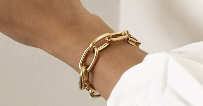 When It Comes To Chain Jewelry, We're Supersizing It