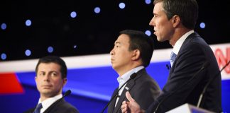 Pete Buttigieg and Beto O'Rourke's feud boils over at the Democratic debate