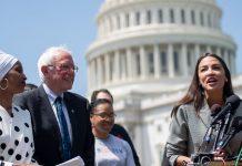 AOC, Rashida Tlaib, and Ilhan Omar endorse Bernie Sanders for president
