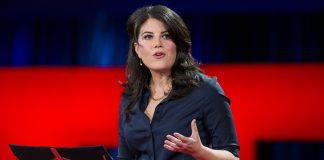 Monica Lewinsky On Cyberbullying, Caroline Calloway, And Gen Z's Approach To Social Media