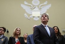 Michael Cohen's testimony about Trump's shady business practices just got strong corroboration