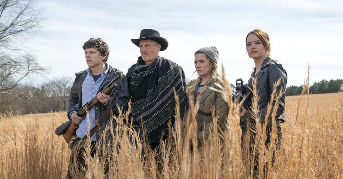 Zombieland: Double Tap is an adequately fun throwback to a bygone era (of 2009)