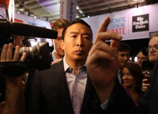 A new high-powered super PAC is going to spend millions to back Andrew Yang