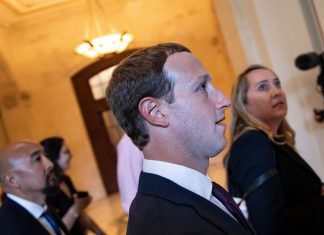 Mark Zuckerberg isn't done answering questions about Facebook's political ads policy