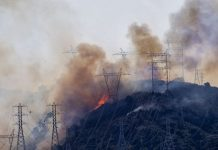 Vox Sentences: California, burning in the dark