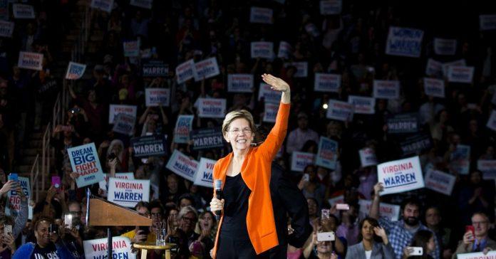 The Wall Streeters who actually like Elizabeth Warren